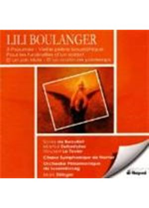 Lili Boulanger - Works For Choir And Orchestra