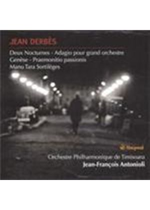 Derbès: Works for Orchestra (Music CD)