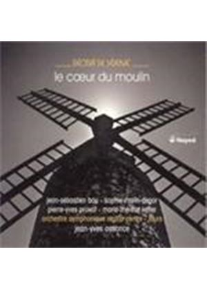Séverac: (Le) Coeur du Molin (Music CD)