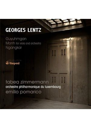 Georges Lentz: Orchestral Works (Music CD)