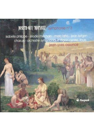 Joseph-Guy Ropartz: Symphonie No. 3 (Music CD)