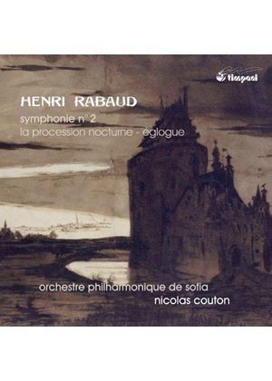 Henri Rabaud: Symphony No. 2 (Music CD)