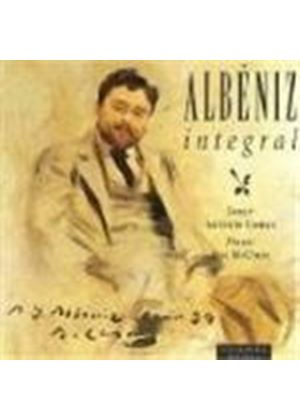 Albéniz: 30 Songs for Tenor and Piano