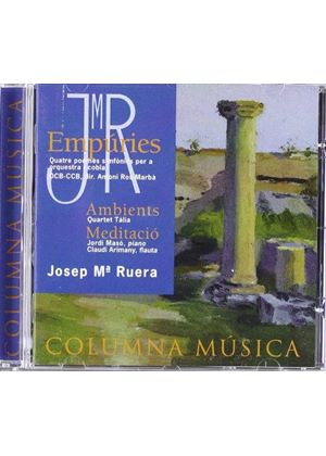 Ruera: Orchestral Works.
