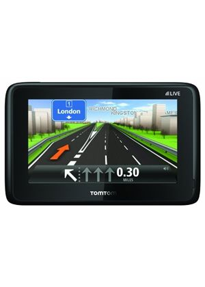 Tom Tom GO LIVE 1005 World Satellite Navigation System