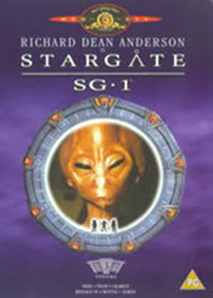 Stargate S.G. 1 Series 2 - Vol. 3 - Episodes 5 To 8 (Wide Screen)