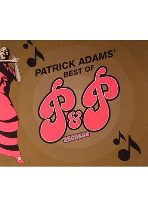 Various Artists - Patrick Adams' Best of P&P Records (Music CD)