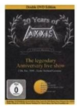 Axxis - The Legendary Anniversary Show (Music CD)