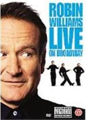 Robin Williams - Live On Broadway