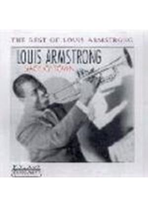 Louis Armstrong - Back O' Town
