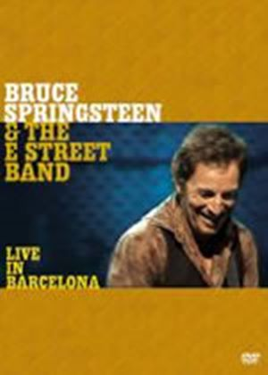 Bruce Springsteen & the E Street Band: Live In Barcelona (2DVD)
