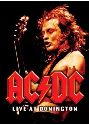 AC/DC: Live At Donnington 1991 (Music DVD)