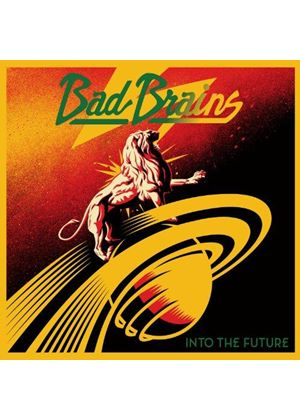 Bad Brains - Into the Future (Music CD)