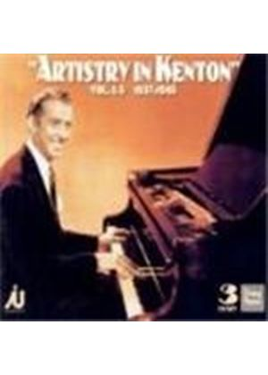 Stan Kenton - Artistry In Kenton Vol.1-3 1937-1946