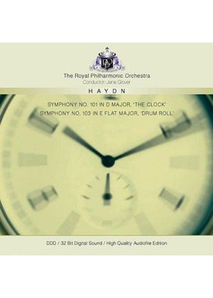 Joseph Haydn - Symphony No. 101 In D Major (RPO)