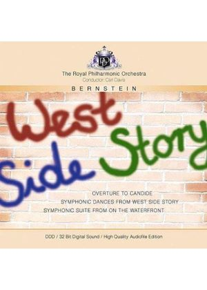 Leonard Bernstein - West Side Story (RPO)