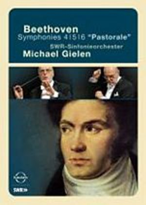 Beethoven: Symphonies Nos. 4, 5 And 6 Pastorale