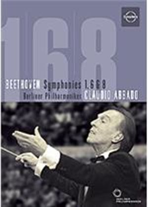 Beethoven Symphonies 1  6 And 8