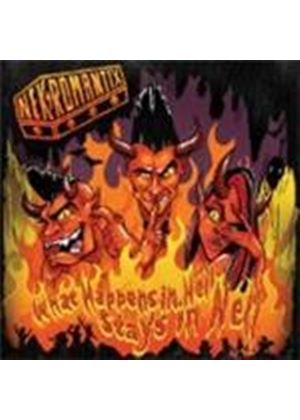 Nekromantix - What Happens in Hell Stays in Hell (Music CD)