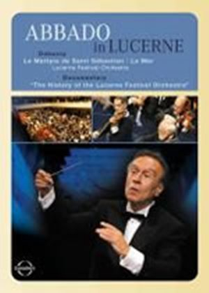 Abbado In Lucerne (Wide Screen)