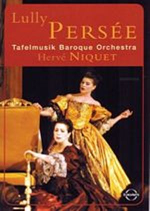 Lully: Persee [Niquet] (Music DVD)