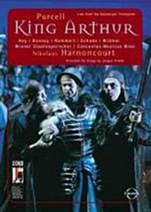 King Arthur - Purcell (Two Discs)