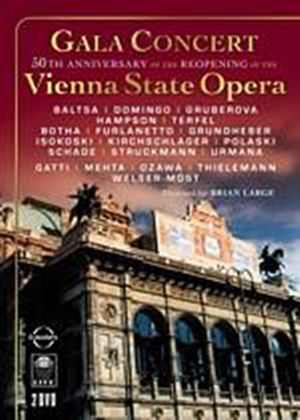 Vienna State Opera Gala 2005 - Gala Concert 50th Anniversary Of The Re-Opening (Two Discs)