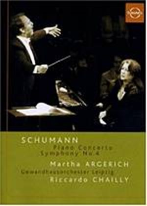 Schumann - Argerich And Chailly