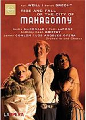 Weill / Brecht - Rise And Fall Of The City Of Mahagonny