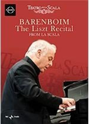 Barenboim - The Liszt Recital