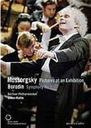 Mussorgsky - Pictures At An Exhibition / Borodin - Symphony No.2