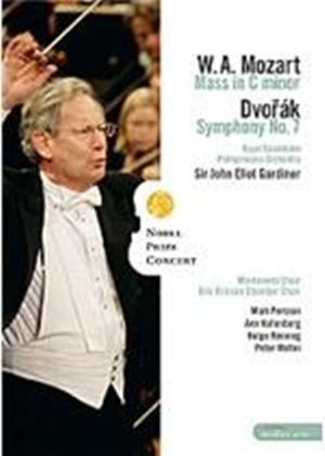 Nobel Prize Concert - Mozart's Mass In C Minor / Dvorak's Symphony Number 7
