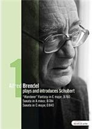 Alfred Brendel Plays And Introduces Schubert - Piano Works Vol.1