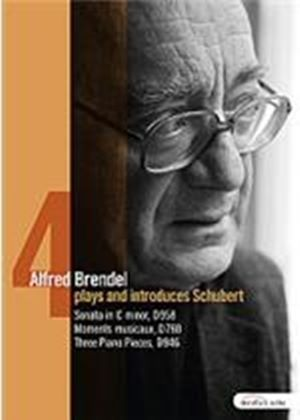 Alfred Brendel Plays And Introduces Schubert - Piano Works Vol.4
