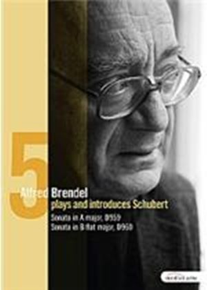 Alfred Brendel Plays And Introduces Schubert - Piano Works Vol.5
