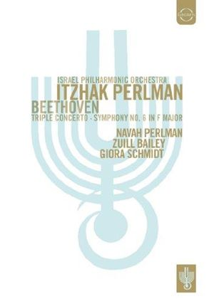 Perlman conducts the Israel Philharmonic Orchestra (Music CD)