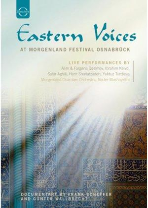 Fargana Qasimova - Eastern Voices (+DVD) [DVD Audio]