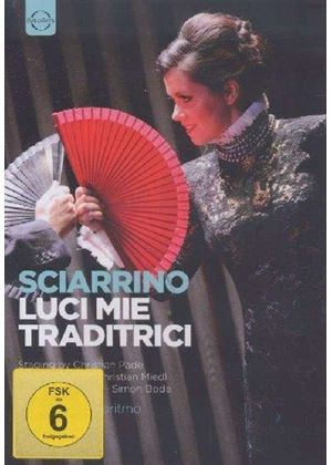 Sciarrino: Luci Mie Traditrici (Music CD)