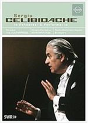 Celibidache In Rehearsal And Performance