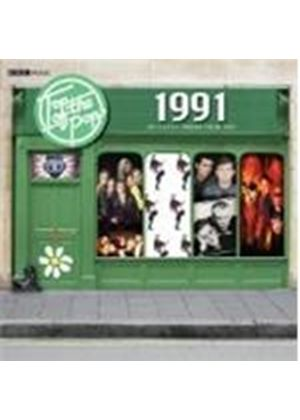 Various Artists - Top Of The Pops 1991 (Music CD)