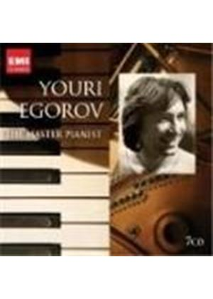 Youri Egorov - (The) Master Pianist