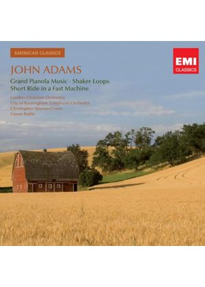 Adams: Grand Pianola Music; Shaker Loops