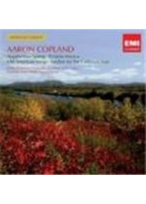 Copland: Fanfare for the Common Man; Appalachian Spring
