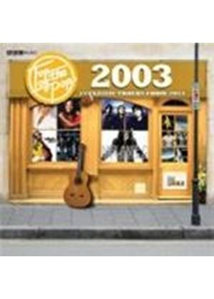 Various Artists - Top Of The Pops 2003