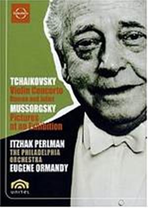 Eugene Ormandy And Itzhak Perlman (Various Artists)