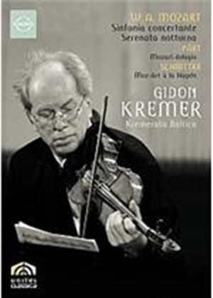 Gidon Kremer Plays Mozart  Part And Schnittke