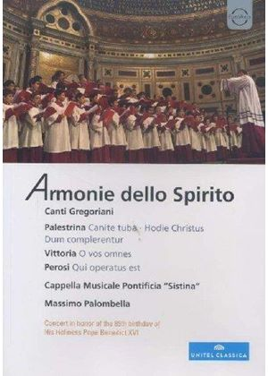 Armonie dello Spirito (Music CD)