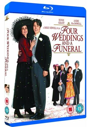 Four Weddings & A Funeral (Blu-Ray)