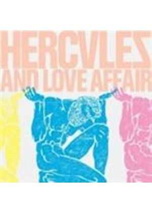 Hercules And Love Affair - Hercules And Love Affair (Music CD)