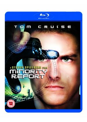 Minority Report (Blu-Ray) (Digital Copy)